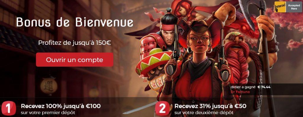 Lucky31 wonderful bonus