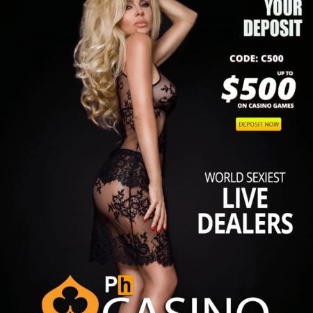 PH Casino is Live now!