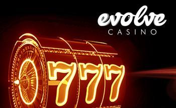 evolve casino slots